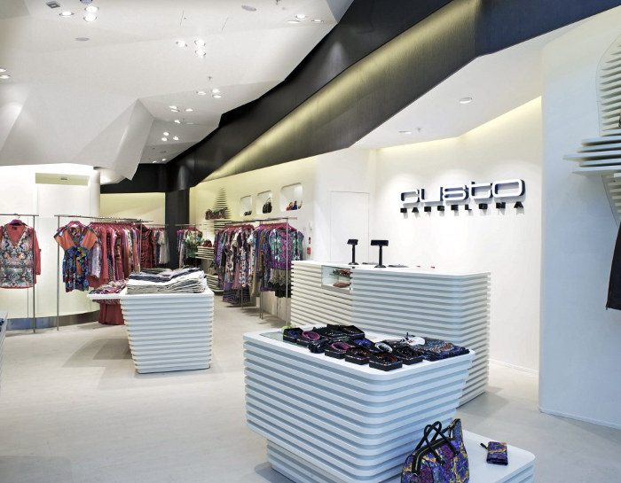 Custo Barcelona store