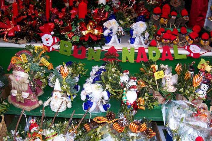 Новый год и Рождество в Барселоне
