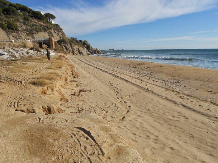 Нудистские пляжи Барселоны