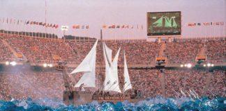Олимпиада в Барселоне