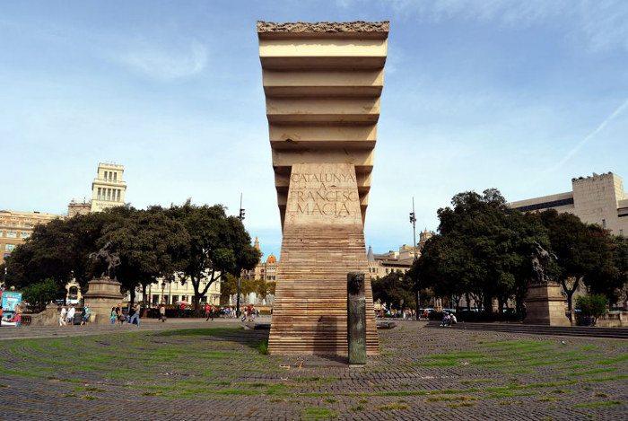 Памятник Франсеску Масии