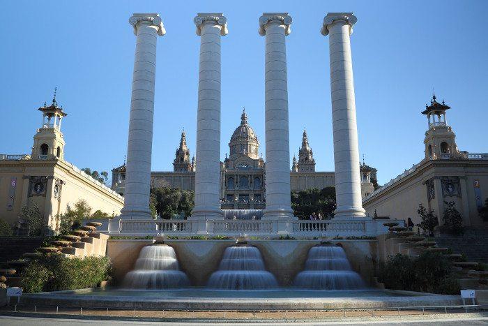 Памятники Барселоны
