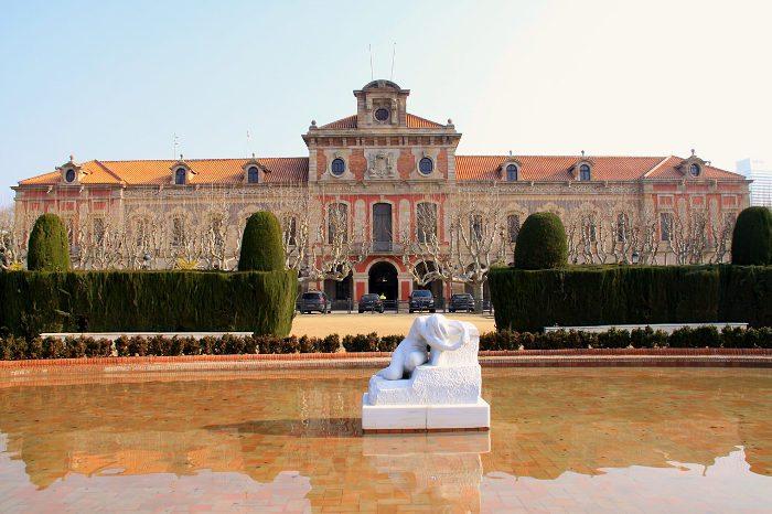 Здание Парламента Каталонии