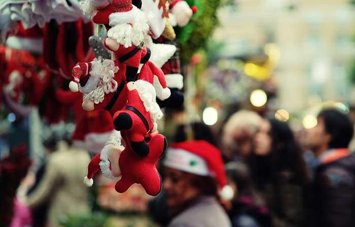 Рождественская ярмарка Санта Люсия