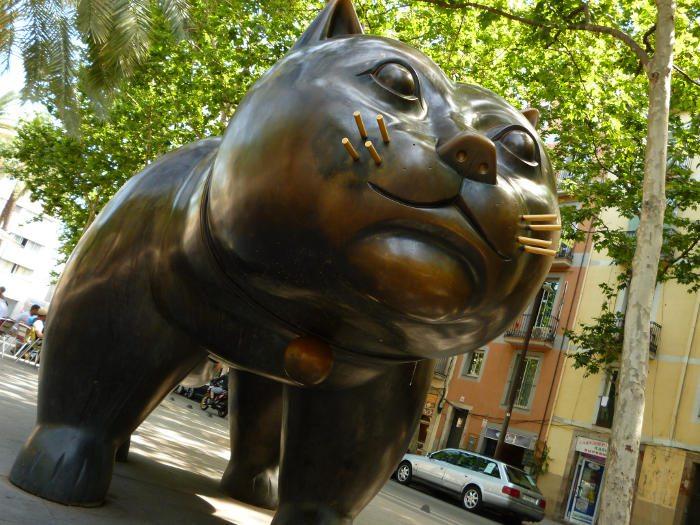Равальский кот Ботеро