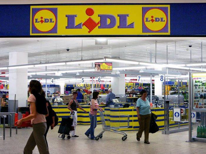 Супермаркеты Lidl