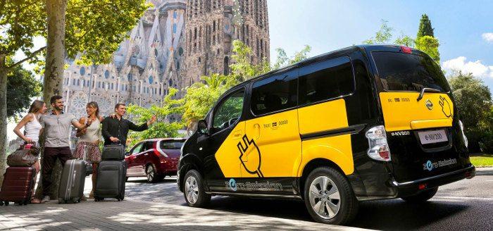 Сложности при выборе такси
