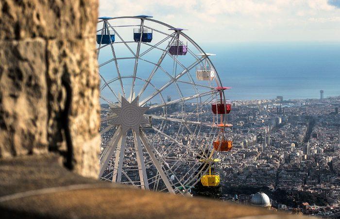 Туристическая Барселона