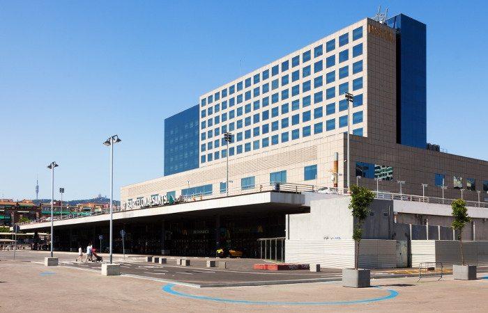 Вокзал Барселона Сантс
