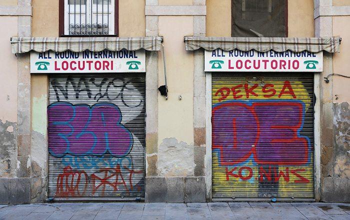 Locutorio Связь в Барселоне