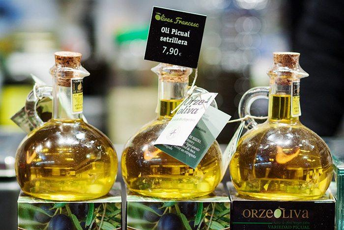 Что привезти из Испании: Оливковое масло