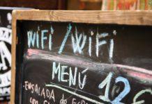 Wifi - Связь в Барселоне