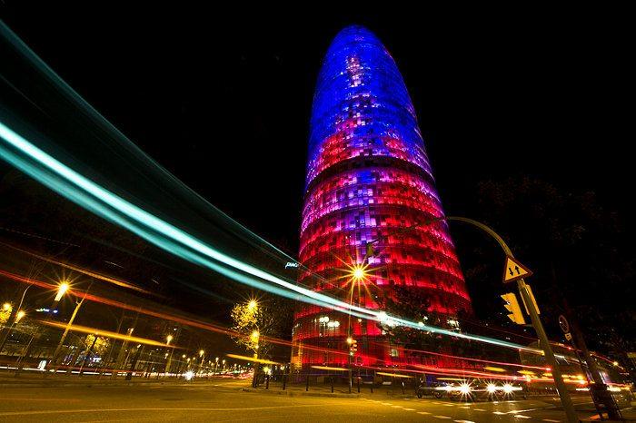 Башня Торре Акбар