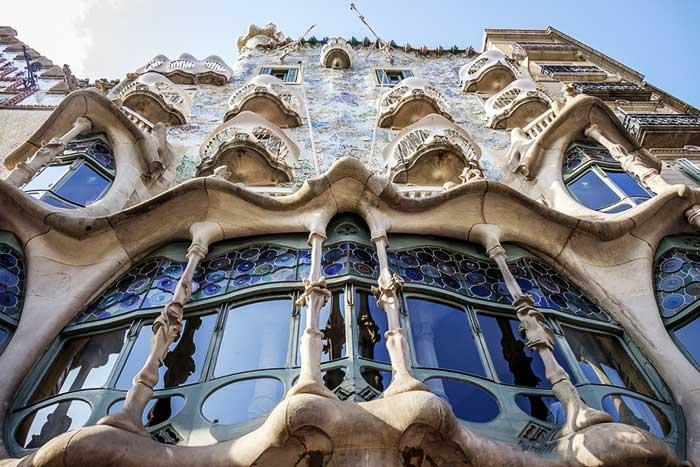 Архитектура Гауди: Дом Бальо