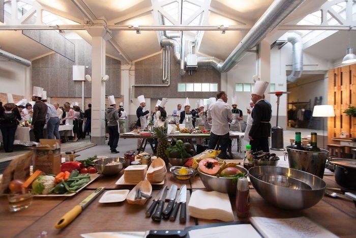 Уроки кулинарии в Барселоне