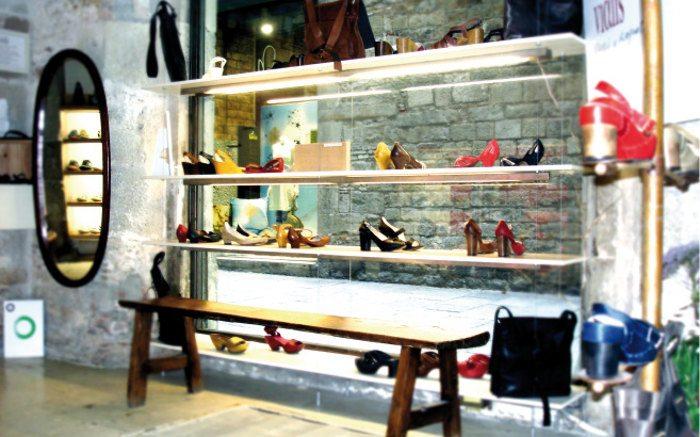 магазин обуви Vialis