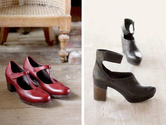 Коллекция обуви от Vialis