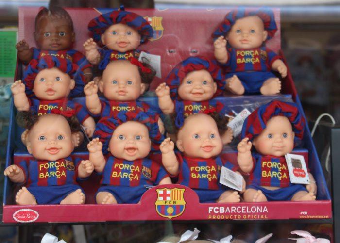 сувенир из Музея Футбольного клуба