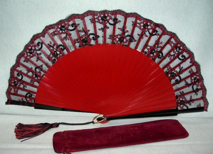 Испанский веер