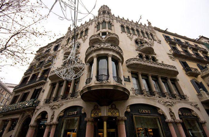 Дом Лео Морера: история