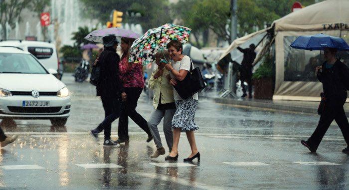 Чем заняться в дождь в Барселоне