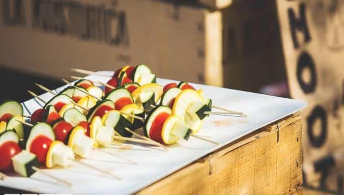 Вегетарианская продовольственная программа DGTL BARCELONA