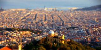 Горы Барселоны