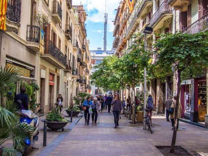 Район Барселоны Грасия: интересные места
