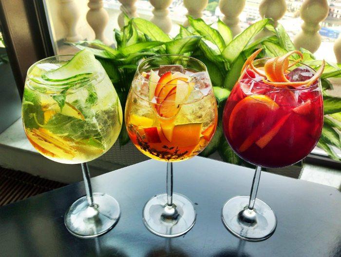 Испанское вино: сангрия