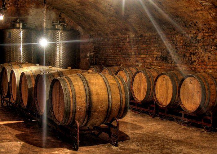 Производство испанксих вин