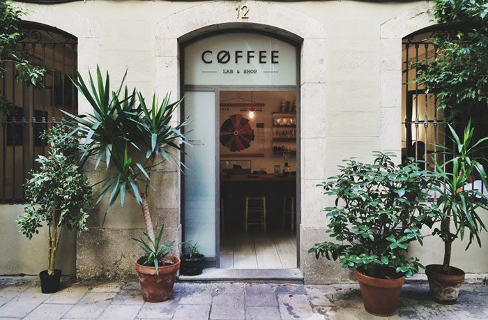 Кофейня Nomad Coffee Lab & Shop