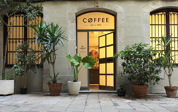 Хороший кофе в Барселоне