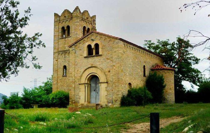 Монастырь Сан Пере де Касерес