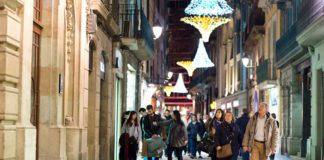 Население Барселоны