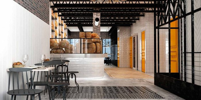 Отель Praktik Bakery в Барселоне