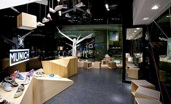 Магазин Munich в Барселоне