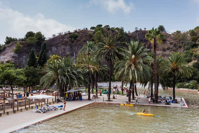 Парк Creueta del Coll – Грасиа
