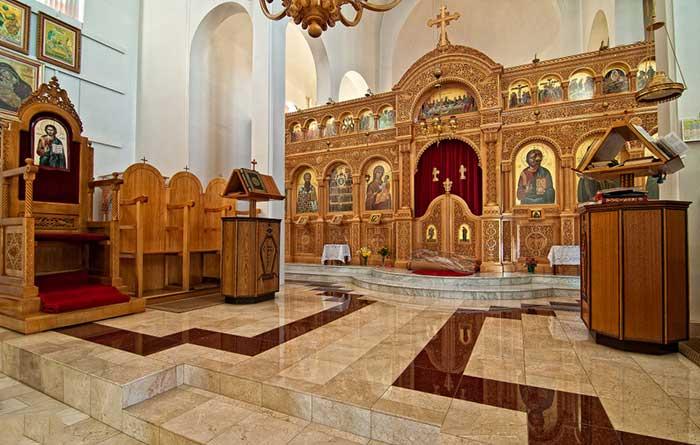Православная церковь в Барселоне