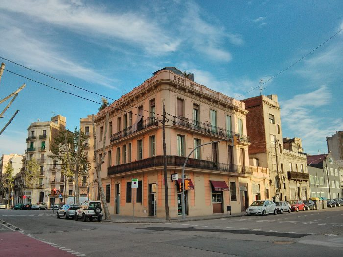 Квартал El Poblenou