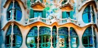 Самые красивые дома в Барселоне