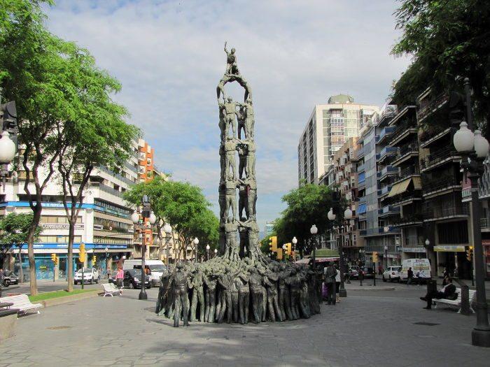 Таррагонская башня Als Castells