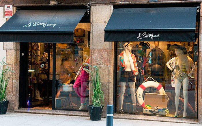 Винтажные магазины Барселоны: Le Swing
