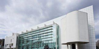 Музей современного искусства в Барселоне