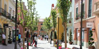 Аутлет Ла Рока Виладж в Барселоне