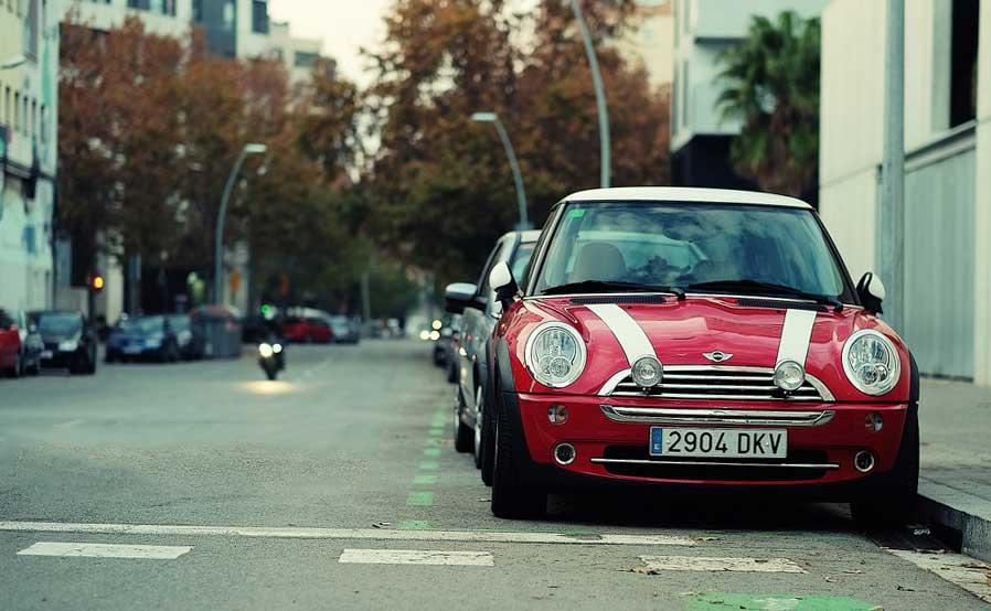Прокат автомобиля в Барселоне