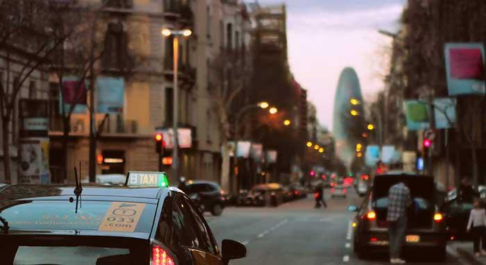 Авто в Барселоне