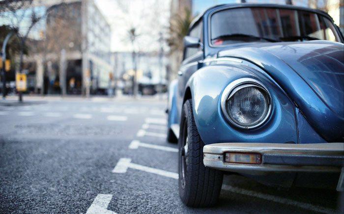 Автомобиль в Барселоне