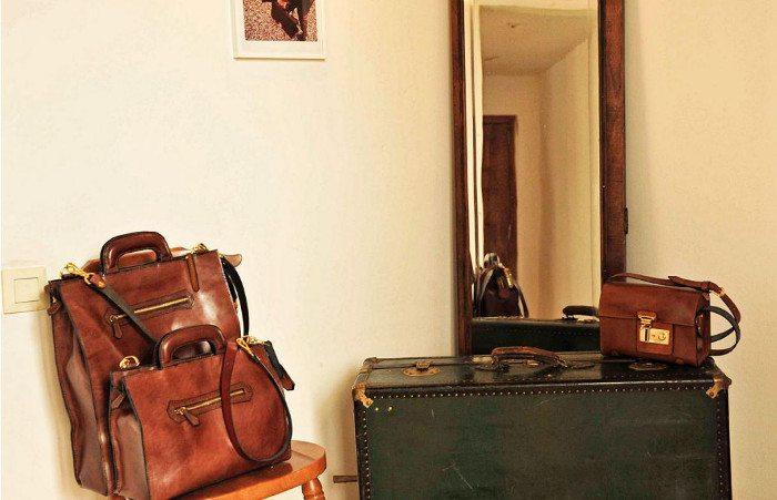 Iriarte Iriarte: за сумками
