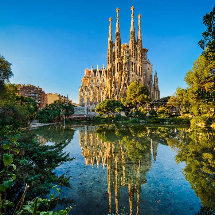 Барселона: лучшие места, Саграда Фамилия