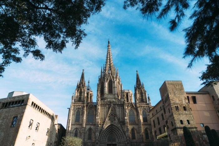Если вы летите в Барселону